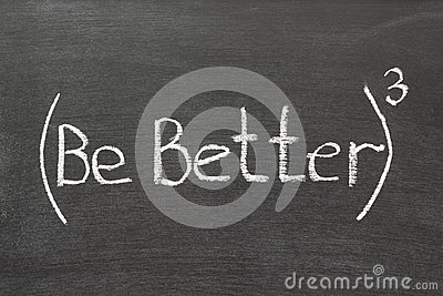 Be better 3rd degree