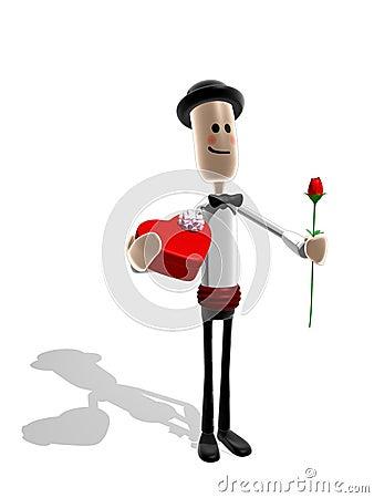 Free Be My Valentine Stock Photography - 1758492