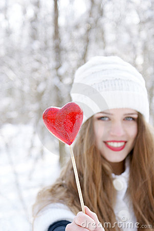 Free Be My Valentine! Stock Image - 18397371