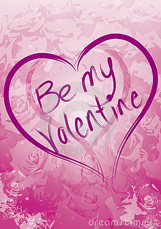 Free Be My Valentine Stock Photos - 3524973
