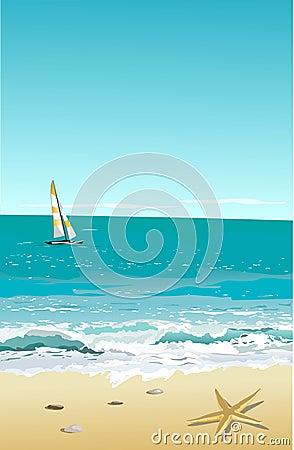 Free Beach Royalty Free Stock Photo - 5424985