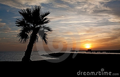 Beach in Almeria
