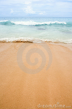 Free Beach And The Sea Stock Images - 18893044