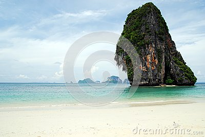 Beach Andaman Sea Thailand