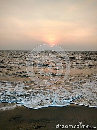 Free Beach At Arabian Sea Royalty Free Stock Photo - 82711865