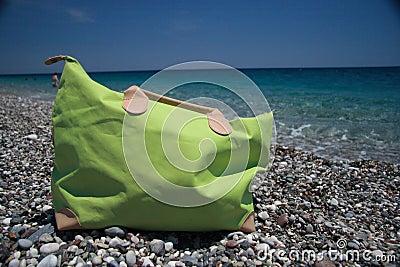Beach bag, summer holiday dreams
