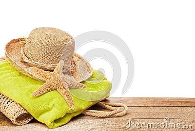 Beach Bag & Towel