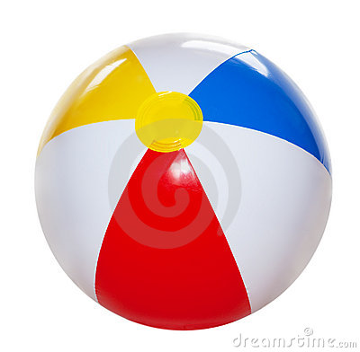 Free Beach Ball Stock Photos - 11640173