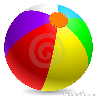 Free Beach Ball Stock Images - 12760024