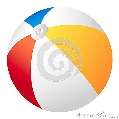 Free Beach Ball Stock Photography - 36987772