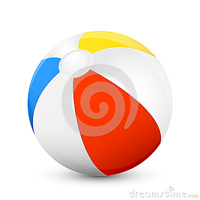 Free Beach Ball Stock Photography - 51964242