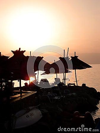 Free Beach Bar Stock Images - 1036844