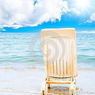 Beach bed