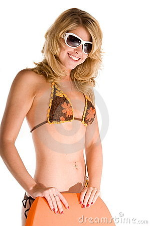 Beach Bikini Fun