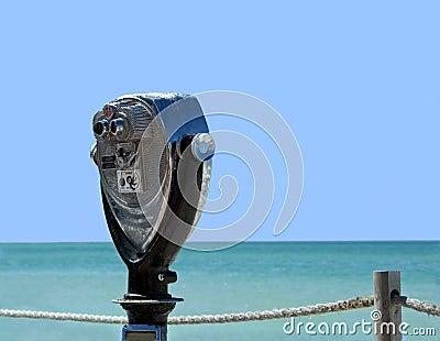 Beach binocular