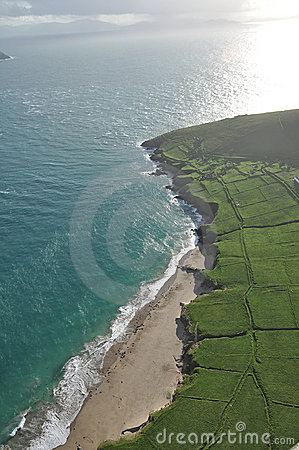 A beach on Blasket Islands,Dingle,Co.Kerry Ireland