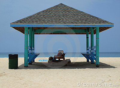 Beach Cabana Cayman Islands
