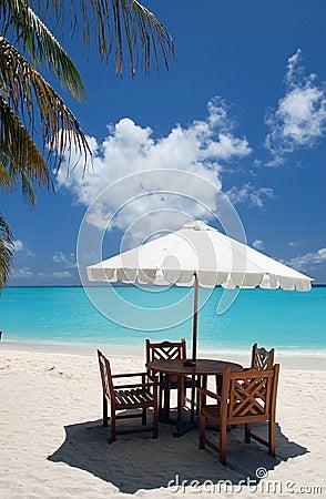 Free Beach Cafe Royalty Free Stock Photo - 2613835