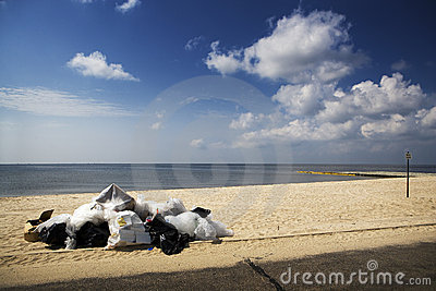 Beach Closed Sign, Gulf Coast