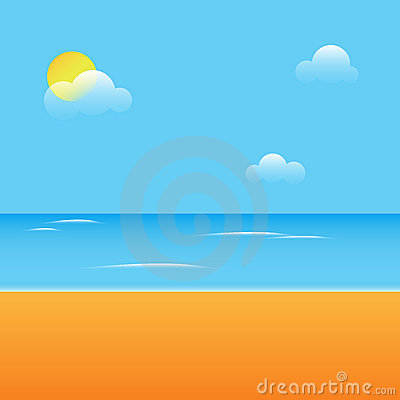 Free Beach Day Royalty Free Stock Images - 17895549