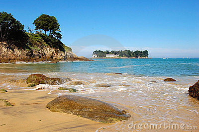 The Beach, Douarnenez, Brittany