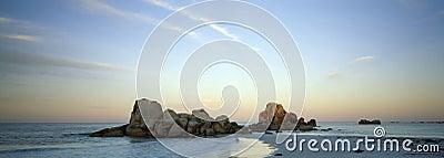 Beach east coast tasmania