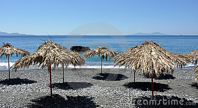 Beach at Embros Therme