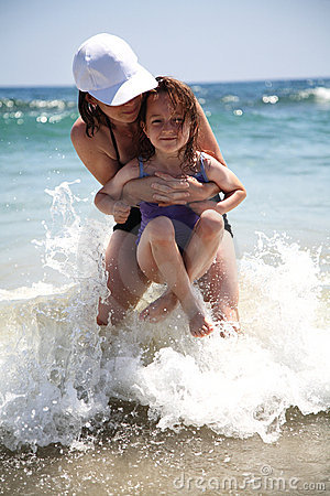 Free Beach Fun Stock Photo - 2959070