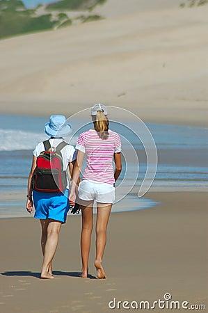Free Beach Girls Stock Photo - 1684200