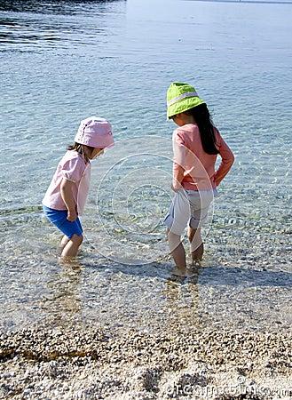 Free Beach Girls Stock Photos - 2323543