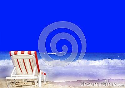 Beach holidy