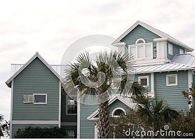 Beach house green