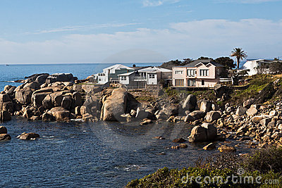 Beach Houses in Camps Bay South Africa