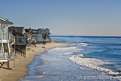 Beach Houses, Southern California