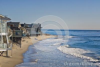 Beach Houses, Southern California