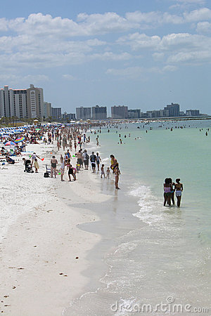 Free Beach In Florida Royalty Free Stock Images - 767539