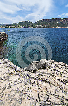 Free Beach In The Cassis Calanques, Marseille Royalty Free Stock Photography - 33294687