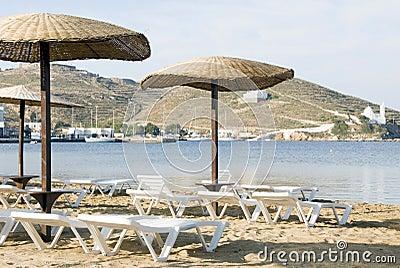 Beach Ios Island Cyclades Greece