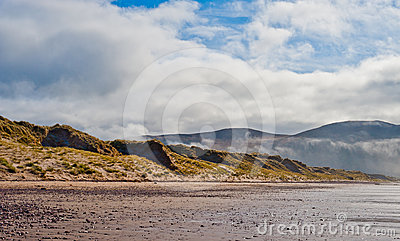 Beach in Ireland