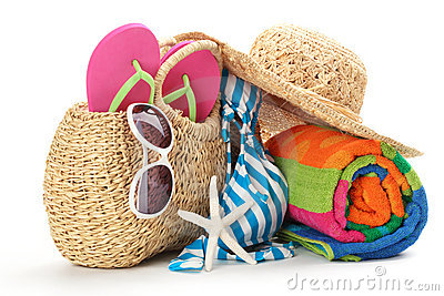 Beach items