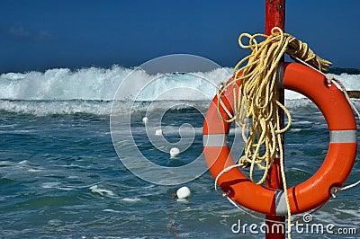 Beach life saver
