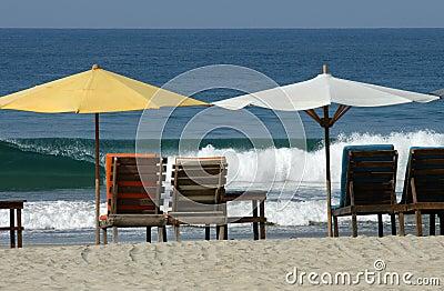 On the beach - Mexico