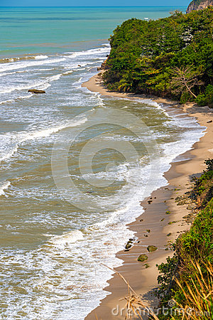 Beach Near Palomino