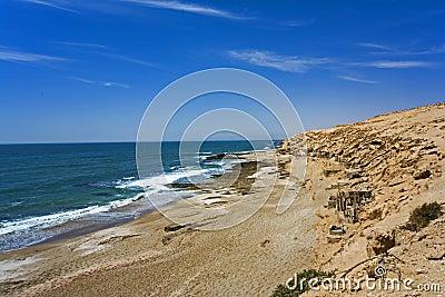 Beach, ocean, sea, sand