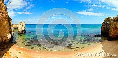 Beach, panorama