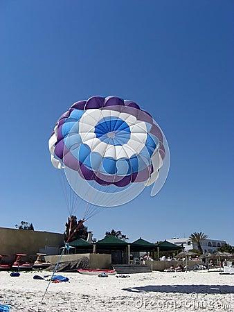 Beach Parachute