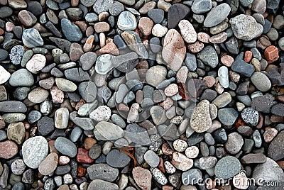 Beach Pebbles.