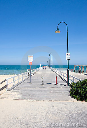 Free Beach Pier Stock Photos - 20073053