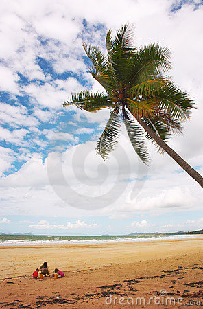 Free Beach Play Royalty Free Stock Photos - 139158