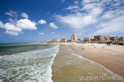 Beach of Port Elizabeth